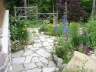 Garden and walkway design