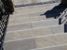 Natural stone adds beauty to steps